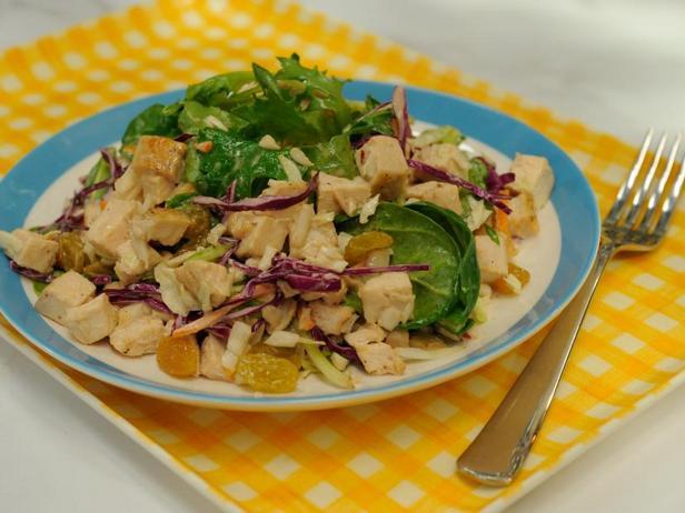 Фото Китайский салат с курицей «Не ваше дело»