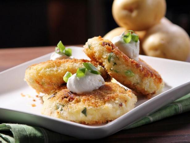 Фото Биточки из картофеля