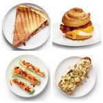 50 рецептов для поздних перекусов