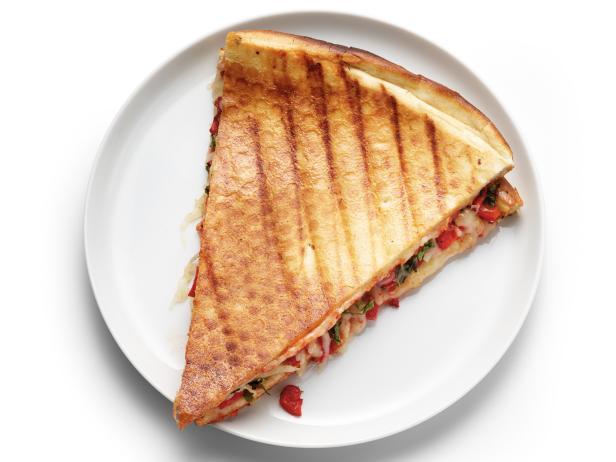 13. Панини с пиццей