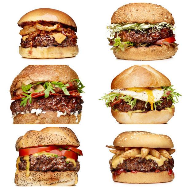 Фото Простые и вкусные начинки для бургеров