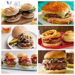 Лучшие рецепты бургеров