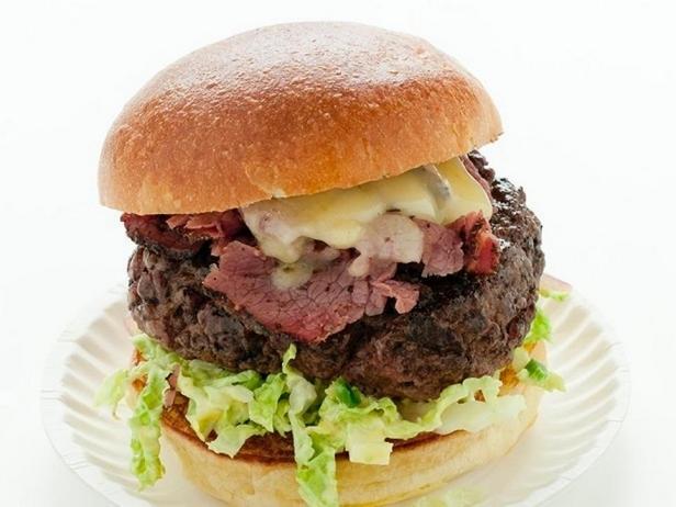 Бургер «Толстяк Даг»