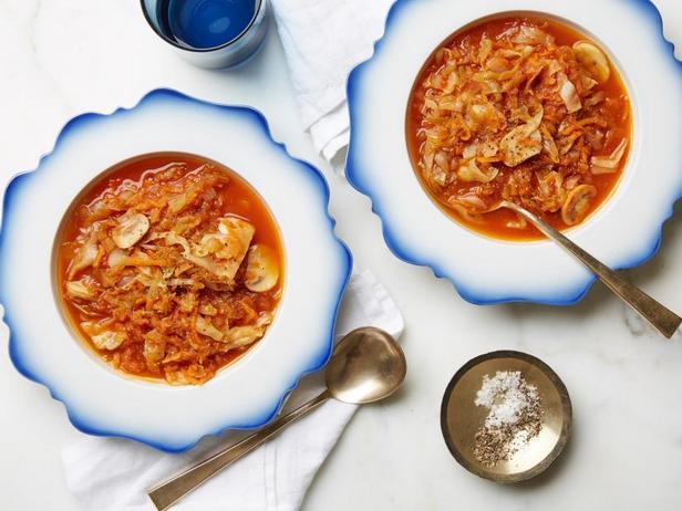 Фото Капустный суп