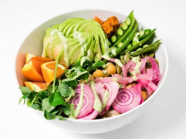 Фото Чаша Будды (вегетарианский боул)
