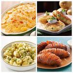 Полезные гарниры из картофеля, 14 рецептов