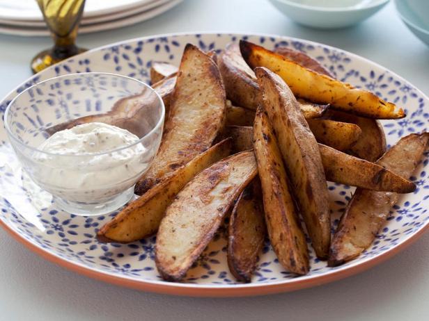 Картофельные чипсы по-каджунски