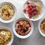 5 рецептов сладкой овсяной каши