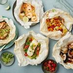 Здоровые блюда, запеченные в пергаменте, 5 рецептов