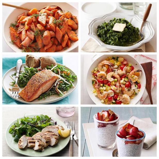 Фото 50 самых популярных рецептов здоровых блюд