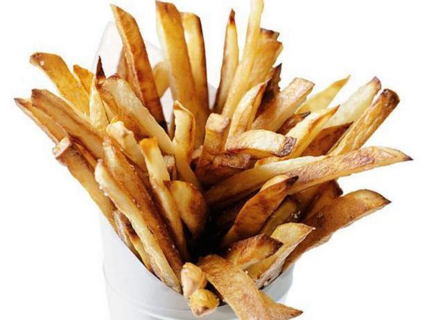 № 14: Картофель фри в духовке