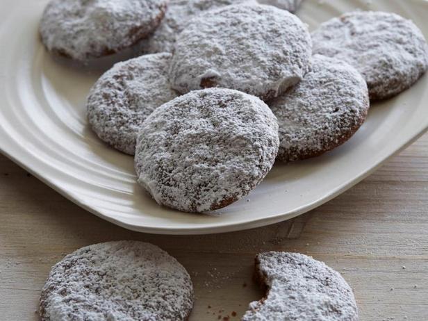 Фото Печенье из шоколадно-ореховой пасты