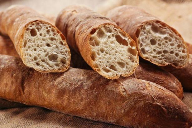 Фото Итальянский хлеб «Стирато»