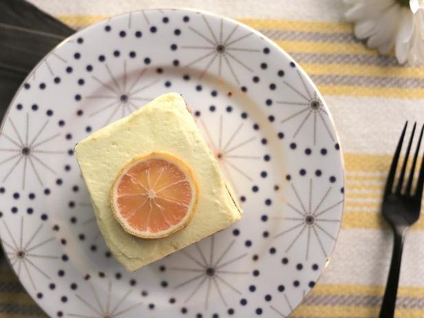 Фото Торт «Лимонная любовь»