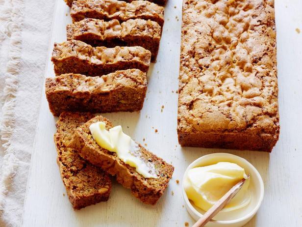 Хлеб из цуккини
