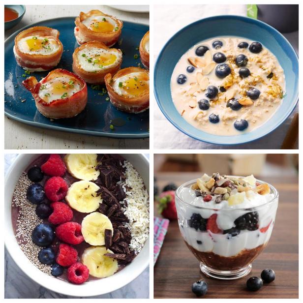 Фото Лучшие рецепты для здорового завтрака