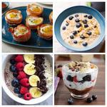 Лучшие рецепты для здорового завтрака