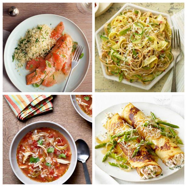 рецепты быстрые на ужин