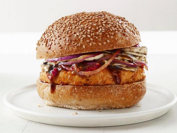 Чикенбургеры по-азиатски