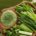 Дип-соус «Зелёная богиня»