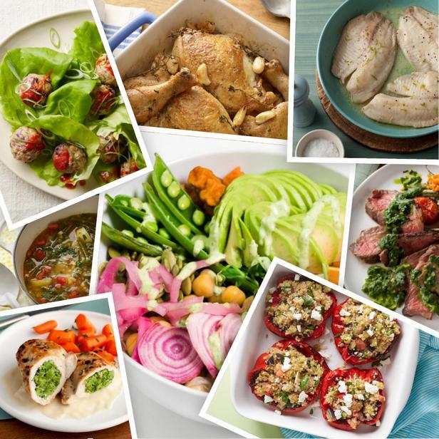 Фото Здоровые блюда для ужина в будний день, 135 рецептов