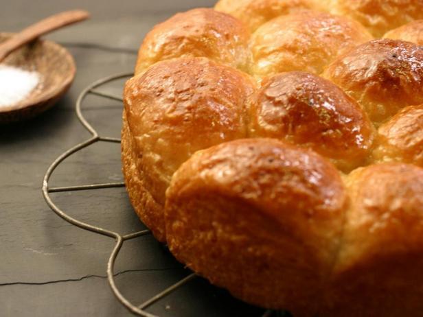 Фото Сдобные картофельные булочки