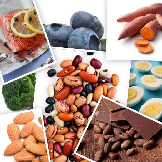Фото Лучшие продукты-суперфуды, коллекция рецептов
