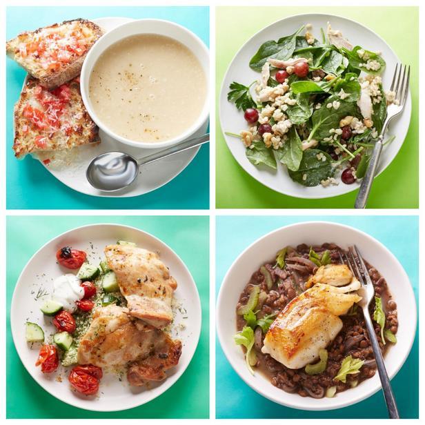 Фото Рецепты здорового и быстрого ужина