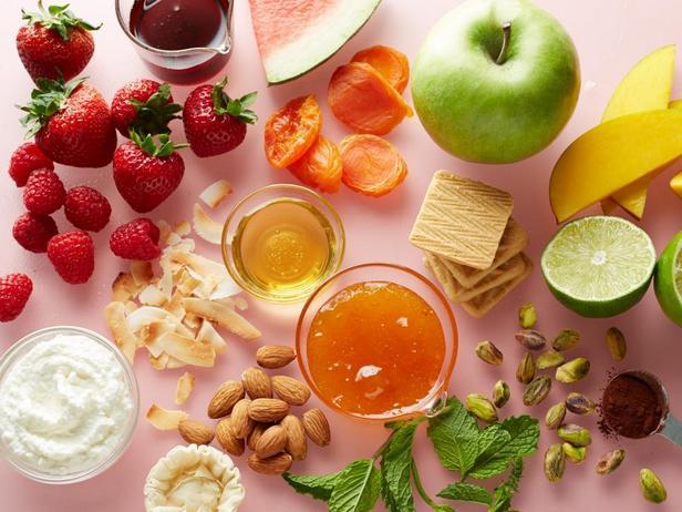 Фото Рецепты здоровых фруктовых десертов