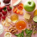 Рецепты здоровых фруктовых десертов