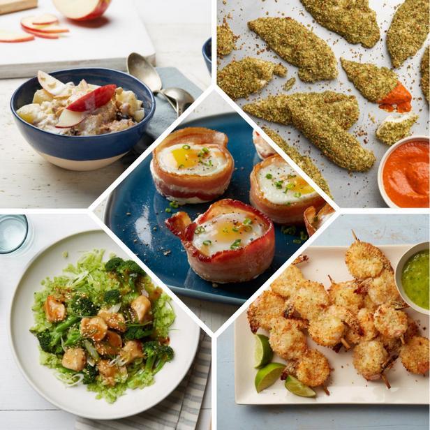 Фото Рецепты свежих и вкусных блюд для диеты Whole30