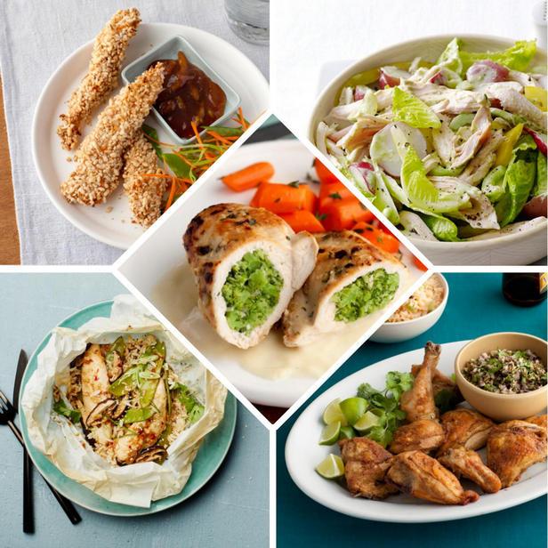 Фото Рецепты полезных блюд из курицы