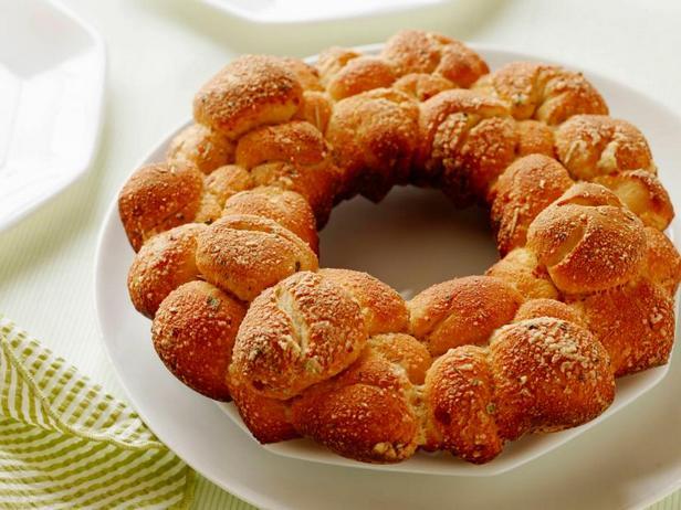 Фото Обезьяний хлеб с сыром