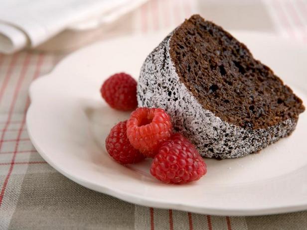 Фото Изысканный шоколадный кекс