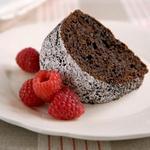 Изысканный шоколадный кекс