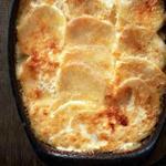 Картофельная запеканка с шалфеем