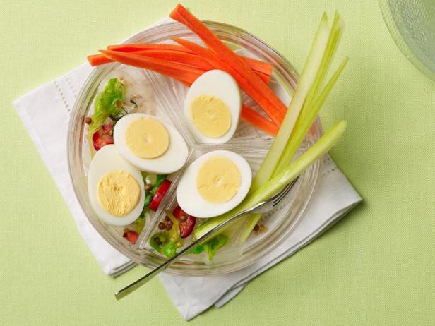 Фото Маринованные яйца