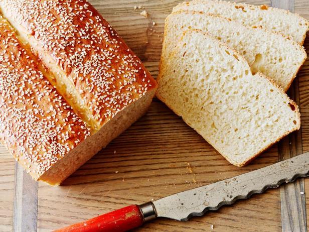 Чудесный белый хлеб