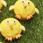 Капкейки «Цыплята»