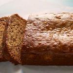 Веганский банановый хлеб