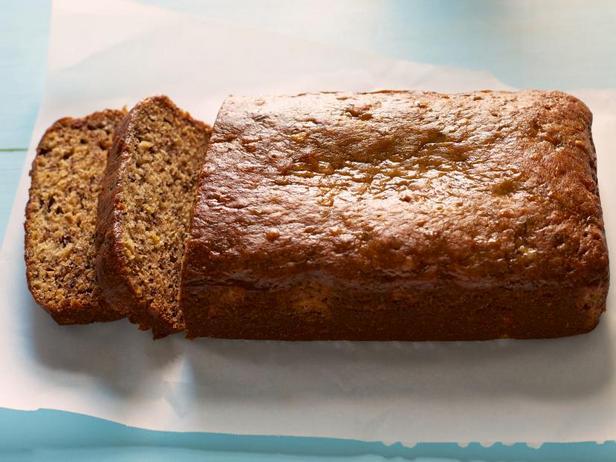 Фото Веганский банановый хлеб