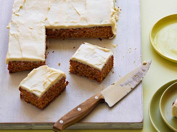Фото Диетический морковный торт