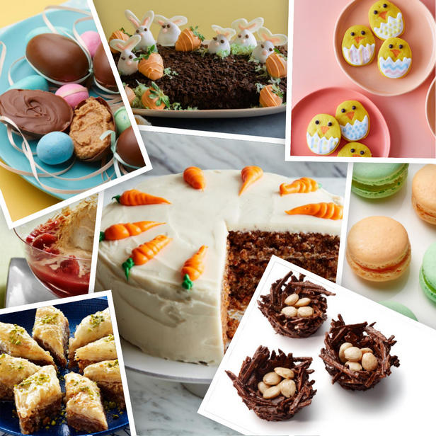 Фото Рецепты десертов на Пасху