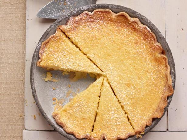 Пирог с простоквашей