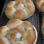 Португальский Пасхальный хлеб