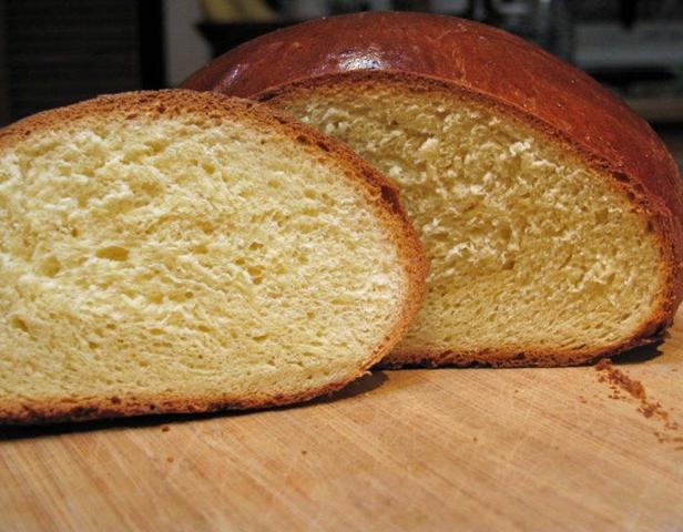 Фото Португальский сладкий хлеб