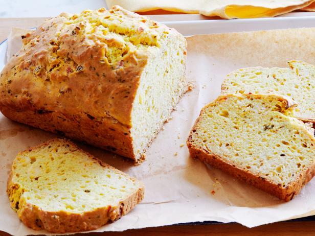 Фото Быстрый хлеб на соде