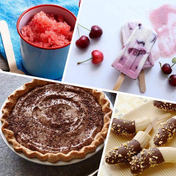 Фото Рецепты полезного мороженого и фруктового льда