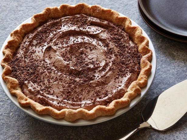 Фото - Легкий замороженный пирог с шоколадным муссом