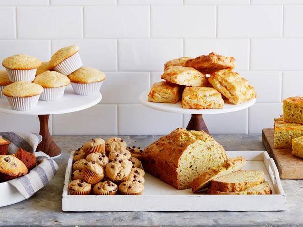 Фото Быстрые рецепты бездрожжевого хлеба, сконов, маффинов и не только